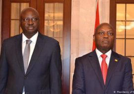 """GUINÉ-BISSAU: AS CRISES """"ESTRANGULAM"""" O POVO E """"ENGORDAM"""" O PODER POLÍTICO"""