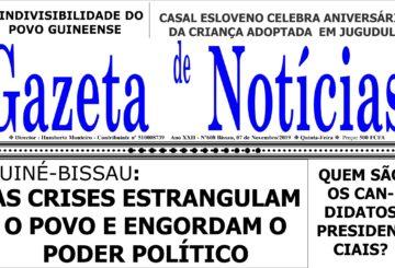 GAZETA DE NOTÍCIAS QUEBRA O SILÊNCIO